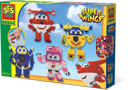 SES Beedz Strijkkralen Super Wings