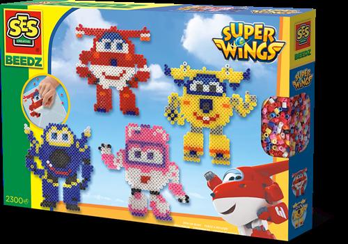 SES Beedz Strijkkralen Super Wings