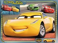 Disney Cars 3 - Let's Race Puzzel (4 in 1)-2