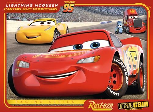 Disney Cars 3 - Let