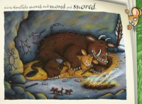 The Gruffalo Puzzel (4 in a box)