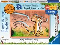 The Gruffalo Puzzel (6x2)-1