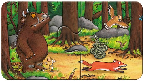 The Gruffalo Puzzel (9x2)-2