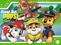 Paw Patrol Puzzel (4 in a box)-3
