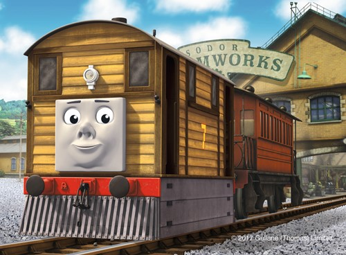 Thomas & Friends 2 Puzzel (2+3+4+5)-2