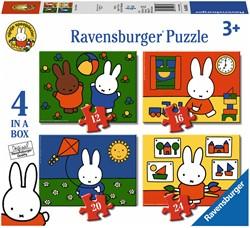 Nijntje Puzzel (4 in a box)