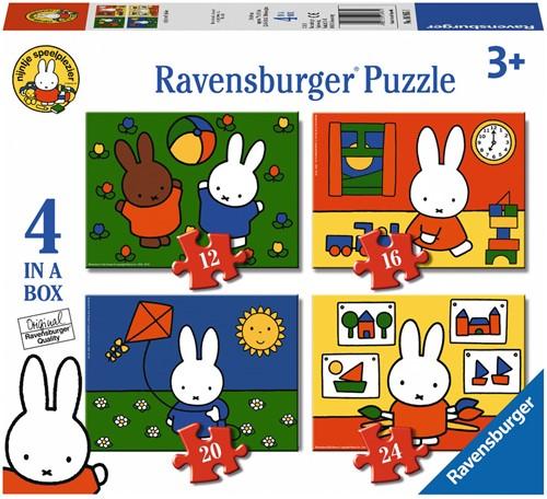Nijntje Puzzel (4 in a box)-1