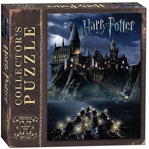 World of Harry Potter Collector's Puzzel (550 stukjes)