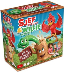Sjef Specht & Willie Worm Spel