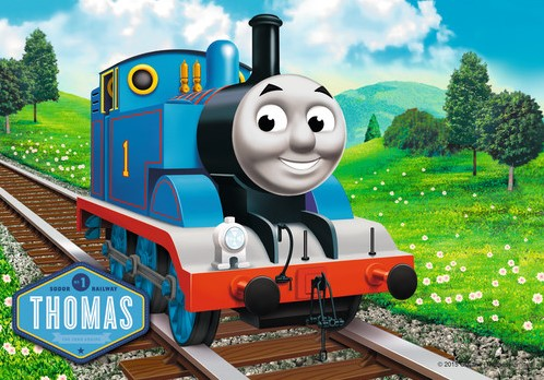 My First - Thomas & Friends Puzzel (4 in 1)-2