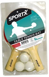 Sportx - Tafeltennis Set