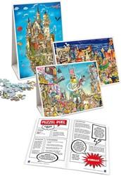 Puzzel Duel - Comic Editie
