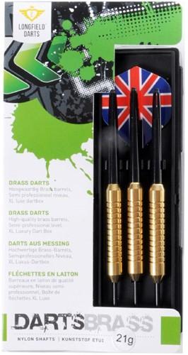 Longfield Darts Brass