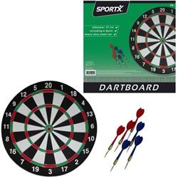 SportX Dartbord (37cm)