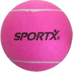 SportX - Jumbo Tennisbal XL - Roze