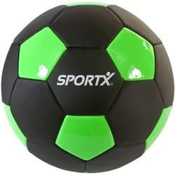 SportX Voetbal Zwart Neon
