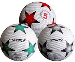 SportX - Rubberen Voetbal met Sterren