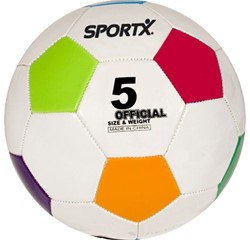 SportX - Voetbal Multi Colour