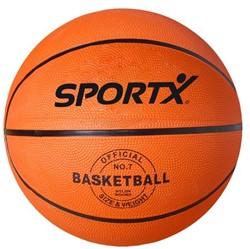 SportX - Oranje Basketbal (Maat 7)