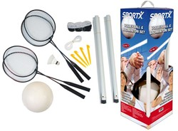 SportX - Volleybal / Badminton Set