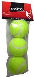 3 Tennisballen