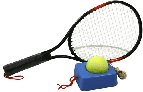 SportX - Tennistrainer + Racket