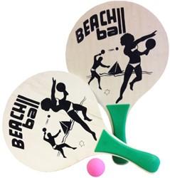 Beachball Set Naturel