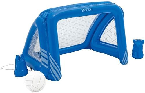 Intex Opblaasbare Goal + Bal-2