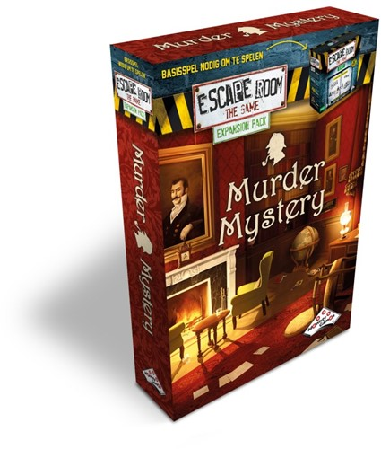 Escape Room Uitbreiding - Murder Mystery