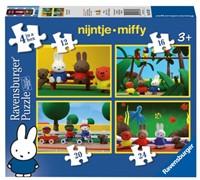 Nijntje De Film Puzzel (4 in 1)-1