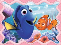 Finding Dory Puzzel (4 in 1)