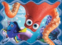 Finding Dory Puzzel (4 in 1)-3