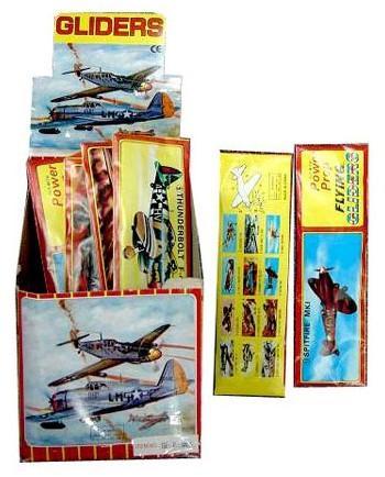 Flying Gliders Vliegtuigje