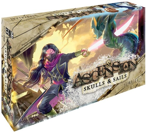 Ascension - Skulls and Sails