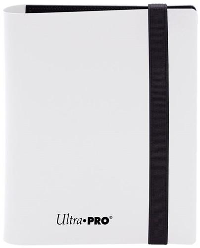Pro-Binder 2-Pocket Eclipse White