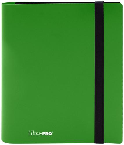 Pro-Binder 4-Pocket Eclipse Lime Groen