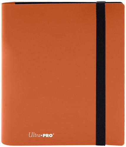 Pro-Binder 4-Pocket Eclipse Oranje