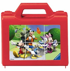 Mickey Mouse Clubhouse Blokkenpuzzel