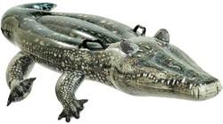 Intex - Opblaasbare Levensechte Krokodil