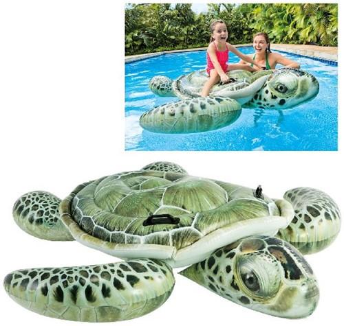 Intex - Opblaasbare Levensechte Zeeschildpad