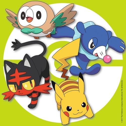Pokemon Puzzel (3 x 49)