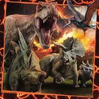 Jurassic World Fallen Kingdom Puzzel (3x49 stukjes)-2