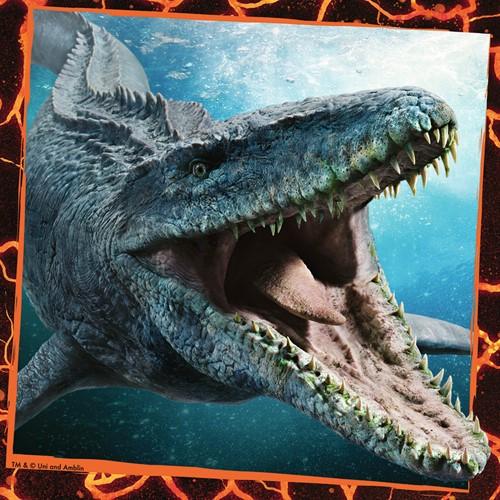 Jurassic World Fallen Kingdom Puzzel (3x49 stukjes)-3