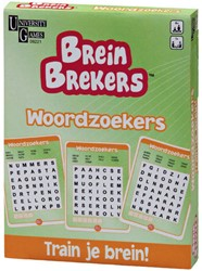 Breinbrekers - Woordzoekers
