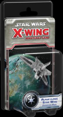 Star Wars X-Wing - Alpha class