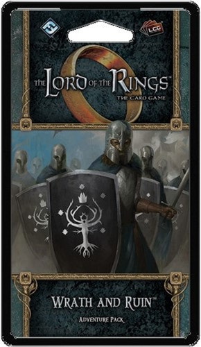 Lord of the Rings - Wrath and Ruin