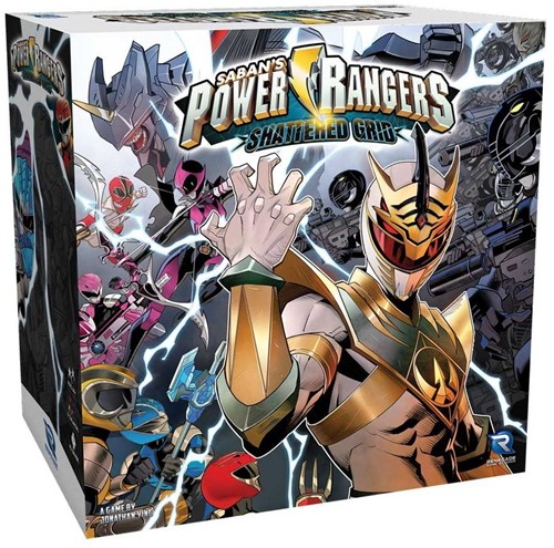 Power Rangers - Shattered Grid Expansion