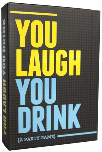 You Laugh, You Drink - Partygame