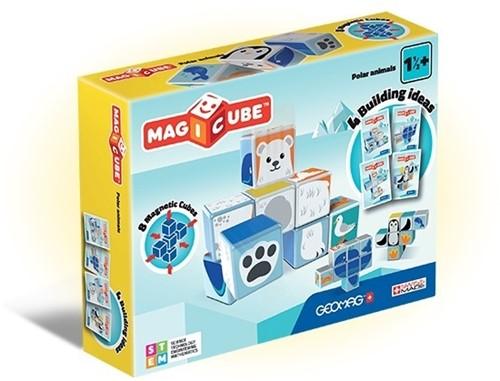 MagiCube Polar Animals - 8 delig-1