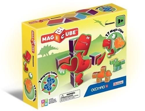 MagiCube Dinosaurs - 24 delig-1
